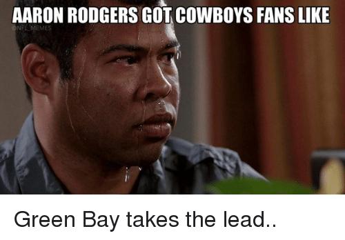 Aaron Rodgers Got Aaron Memes