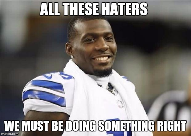 All These Haters Dez Bryant Memes