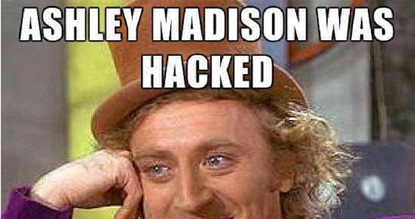 Ashley Madison Was Ashley Meme