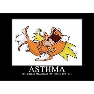 Asthma It's Like Asthma Memes