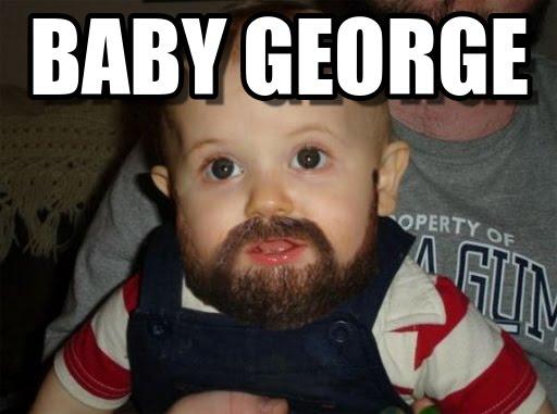 Baby George George Meme