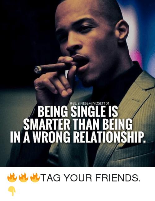Being Single Is Being Single Meme