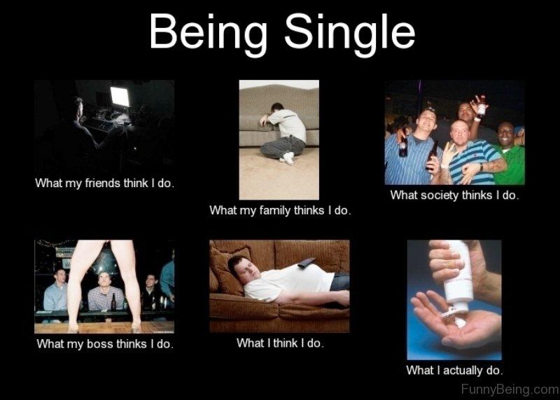 Being Single What Being Single Meme