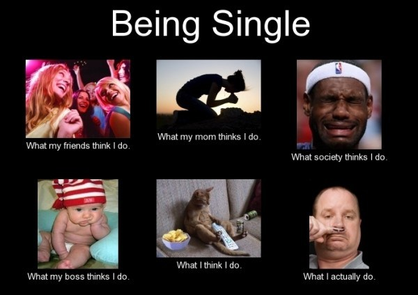 Being Single What My Being Single Meme