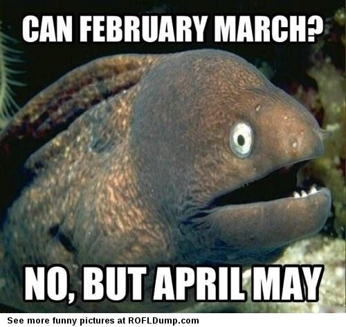 Can February March No March Meme