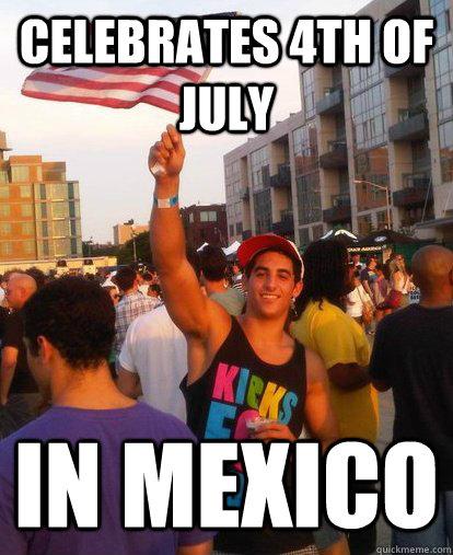 Celebrates 4th Of July July Meme