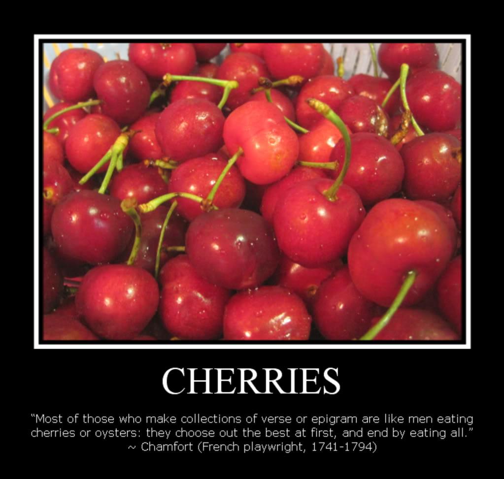 Cherries Most Of Those Who Make Cherry Meme