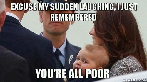 Excuse Mu Sudden George Meme