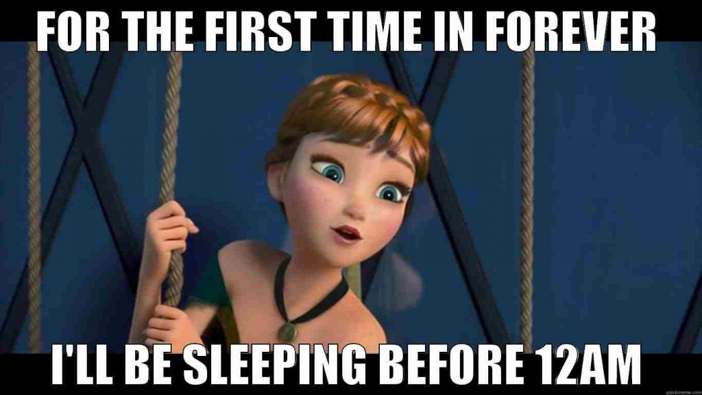 For The First Anna Meme
