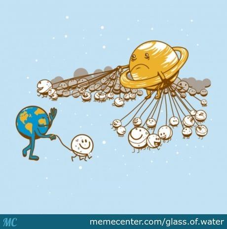 Funny Saturn Memes