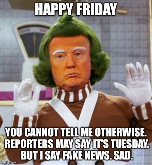Happy Friday You Cannot Friday Meme