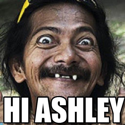 Hi Ashley Ashley Meme