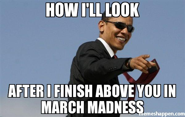 How I'll Look After March Meme