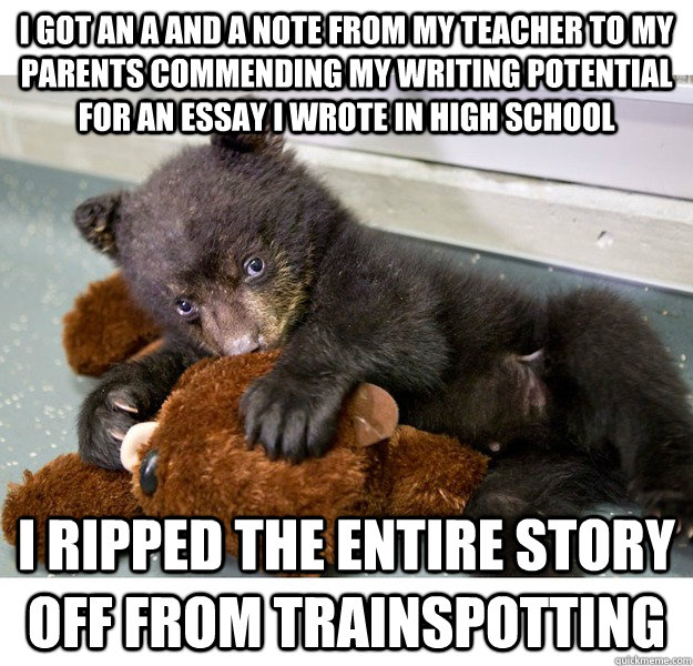 I Got An A And A Note Cub Meme
