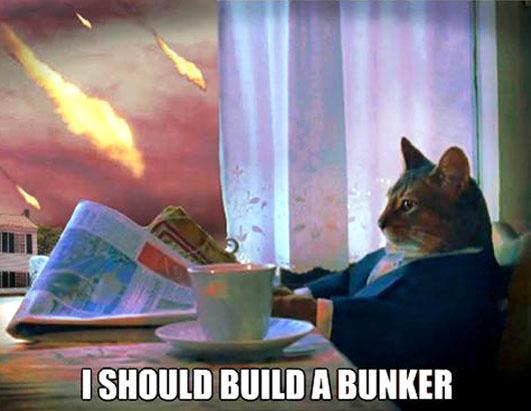 I Should Build End Of The World Meme