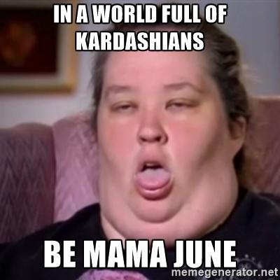 In A World Full June Meme