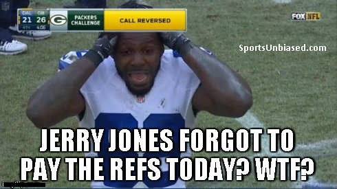 Jerry Jones Forgot Dez Bryant Memes