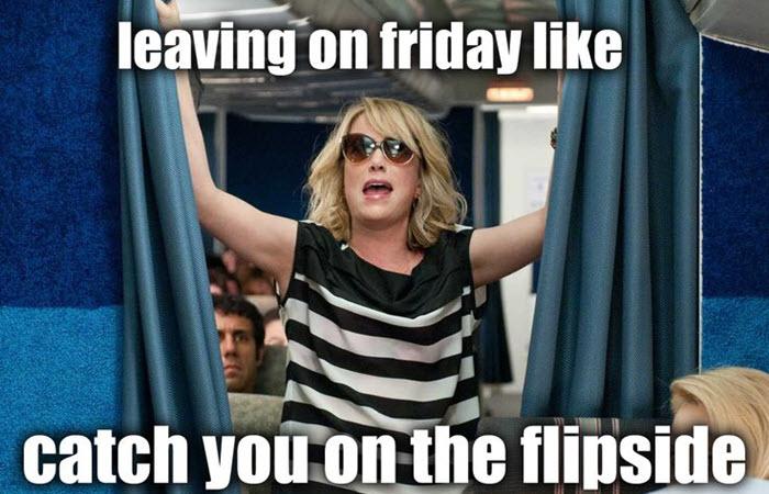 Leaving On Friday Like Friday Meme