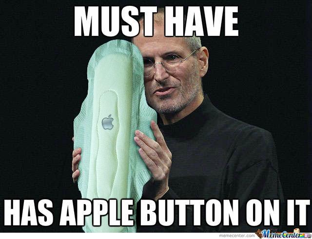 Must Have Has Apple Apple Meme