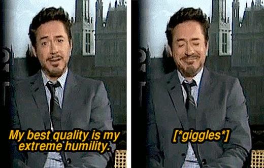 My Best Quality Robert Downey Jr Meme