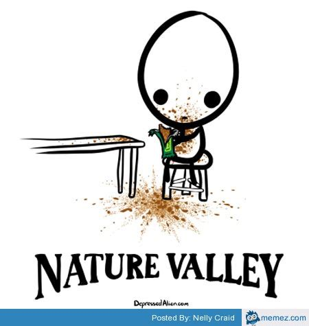 Nature Valley Nature Valley Meme
