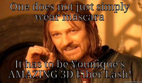 One Does Not Younique Memes