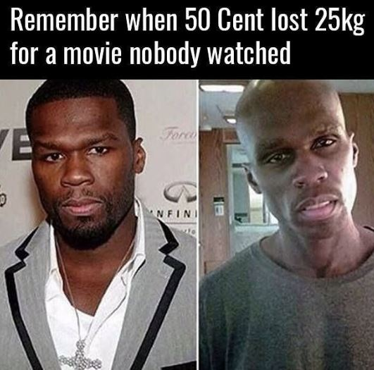 Remember When 50 Cent November Meme