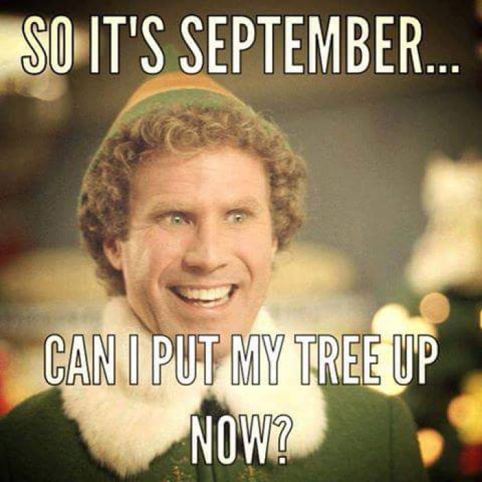 So It's September Can September Meme