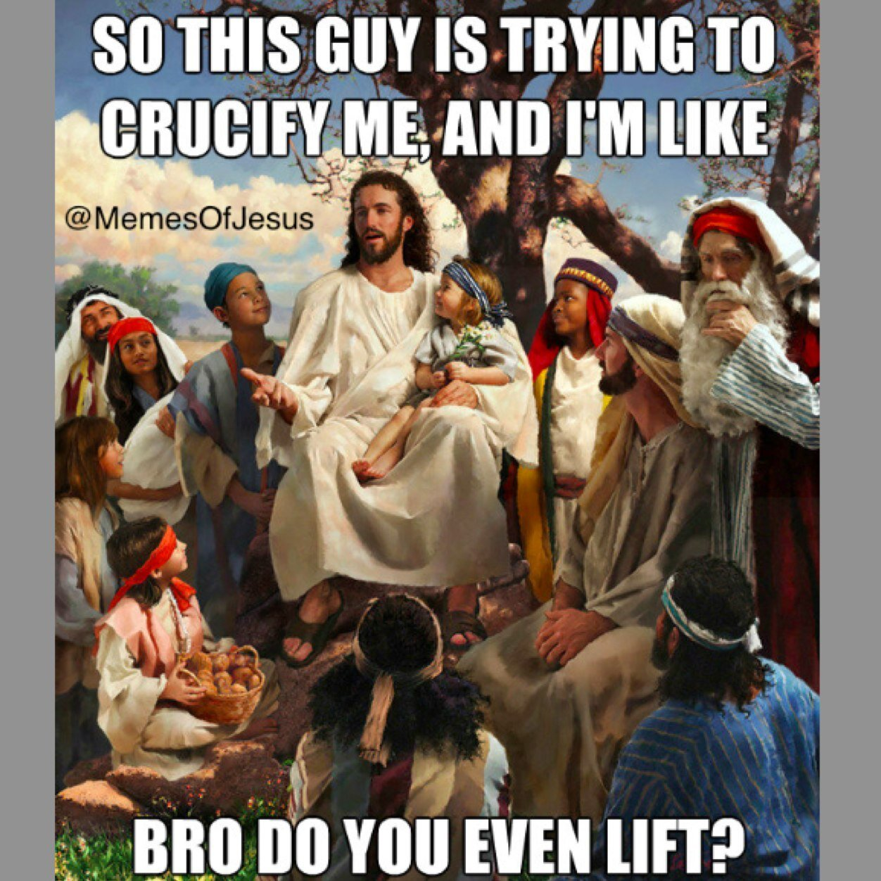 19 Funniest Jesus Memes Images With Funny Pictures | MemesBoy
