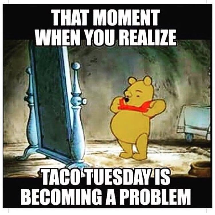 That Moment When You Realize Tuesday Meme