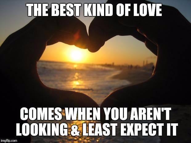 The Best Kind Of Love Love Meme