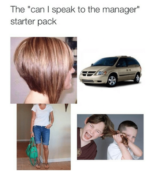 The Can I Speak To Can I Speak To The Manager Meme