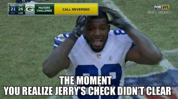 The Moment You Dez Bryant Memes