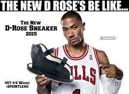 The New D Rose Be Like Derrick Rose Memes