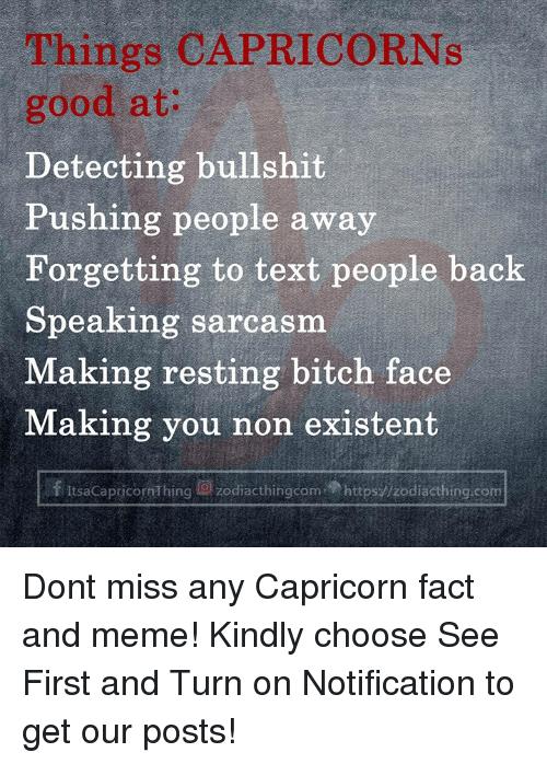 19 Very Funny Capricorn Meme That Make You Laugh   MemesBoy