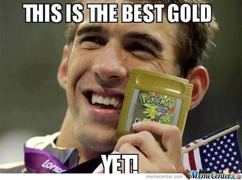 This Is The Best Gold Yet! Gold Meme