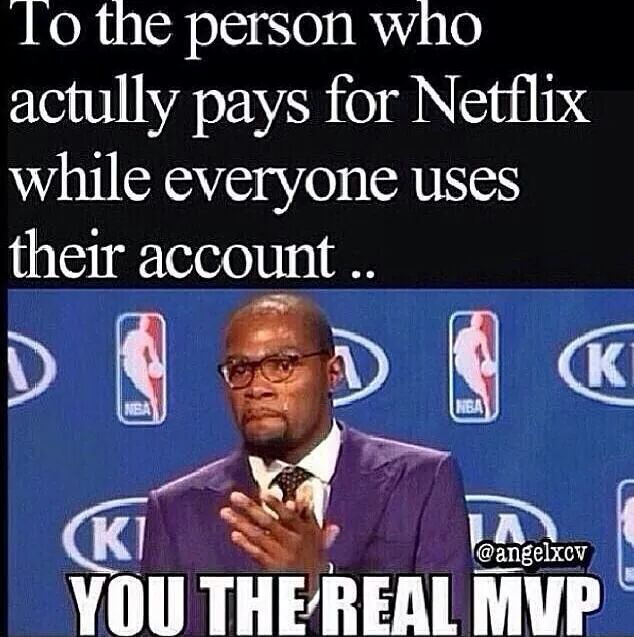 To The Person You The Real Mvp Meme