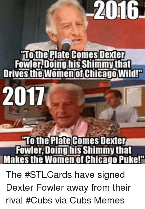 To The Plate Comes Cub Meme