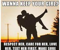 Wanna Keep Your Girl Love Meme