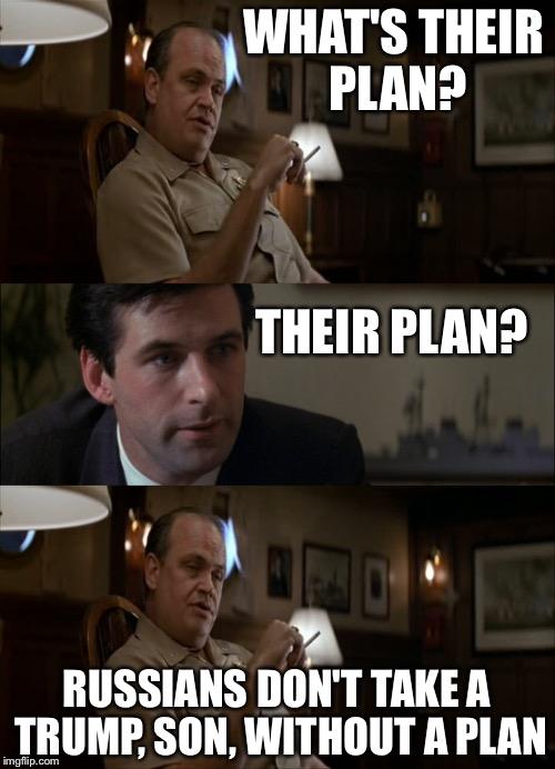 What's Their Plan Their October Meme