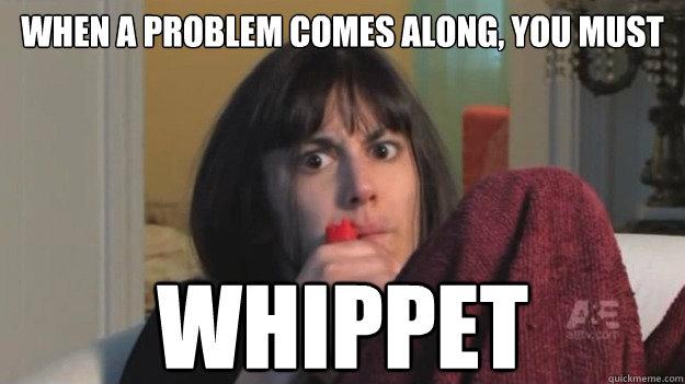 When A Problem Intervention Meme