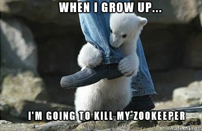 When I Grow Up Cub Meme