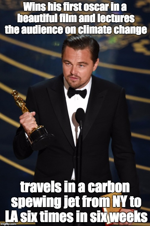 Wins His First Oscar In A Beautiful Leo Meme