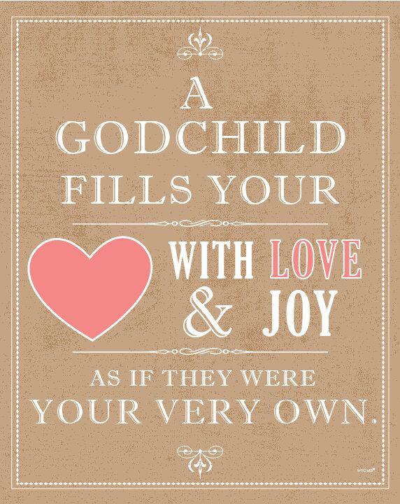 A Godchild Fills Your Godmother Birthday Meme