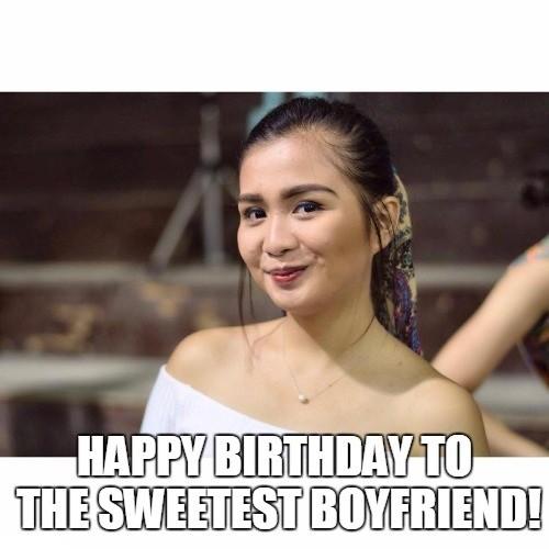 Boyfriend Birthday Meme 23
