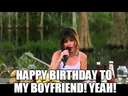 Boyfriend Birthday Meme 25
