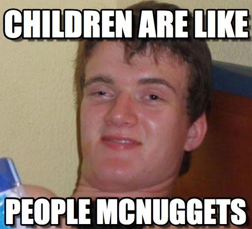Children Are Like People Children Meme