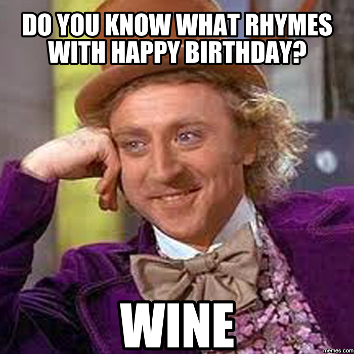 Do You Know What Funny Birthday Meme