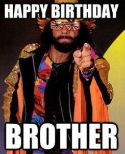 Happy Birthday Brother Brother Birthday Meme