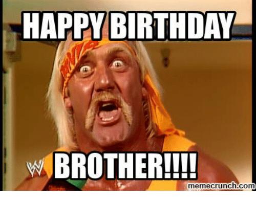 19 Hilarious Brother Birthday Meme That Make You Smile ...